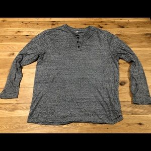 Old Navy soft washed Henley XL